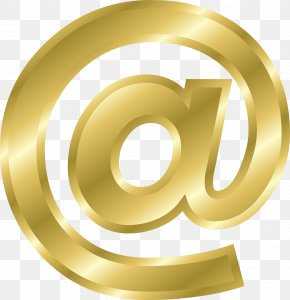 Copyright - Email At Sign Symbol Ampersand PNG