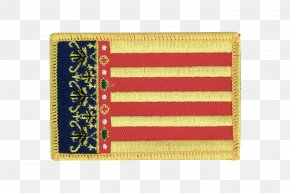 Flag - Flag Of The Valencian Community Flag Of The Valencian Community Fahne Flag Patch PNG