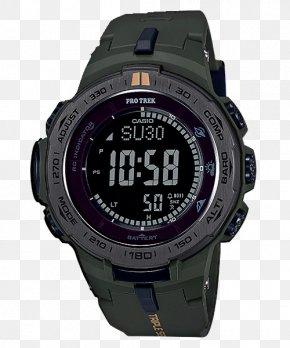 Watch - GPS Navigation Systems Garmin Ltd. GPS Watch Pro Trek PNG