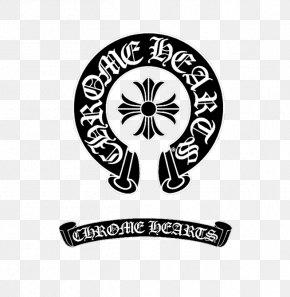 Black And White Crows Heart - T-shirt Chrome Hearts Handbag Sleeve Clothing PNG