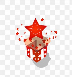 Red Star - Red Star Clip Art PNG