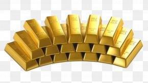 Stack Of Gold Bars - Gold Bar Silver Gold As An Investment Metal PNG