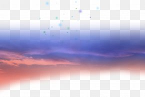 Sky, Blue Sky, White Clouds, Background Elements - Sky Atmosphere Wallpaper PNG