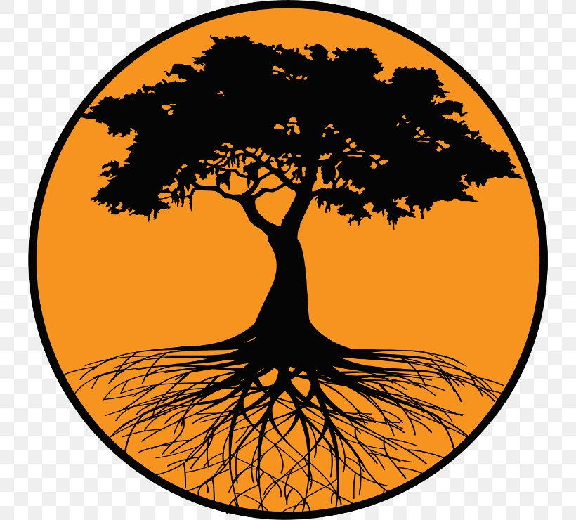 Root Silhouette Tree, PNG, 740x740px, Root, Artwork, Branch, Drawing, Leaf Download Free