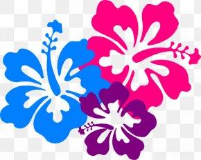 Tropical Border Cliparts - Hawaii Clip Art PNG