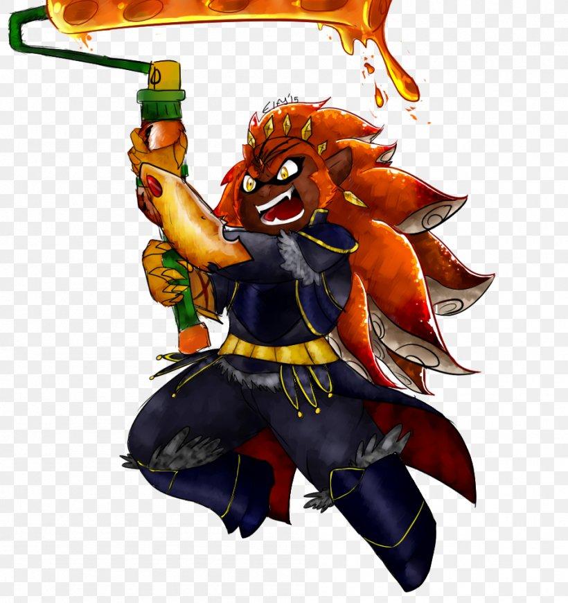Splatoon The Legend Of Zelda Ocarina Of Time Ganon The
