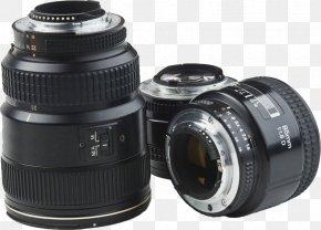 SLR Camera Lens - Camera Lens Single-lens Reflex Camera Digital SLR PNG