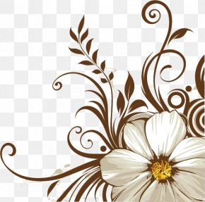 Vector Flower - Fashion Euclidean Vector PNG