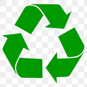 Recycling-symbol - Paper Recycling Symbol Clip Art PNG