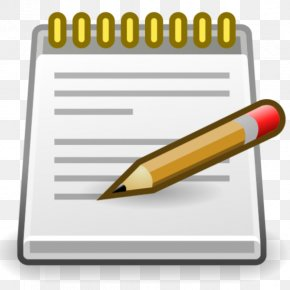 Paper Product Writing - Pen And Notebook PNG