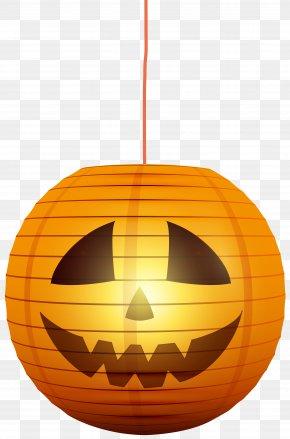 Halloween Pumpkin Lantern PNG Transparent Clip Art Image - Jack-o'-lantern Halloween Pumpkin Clip Art PNG