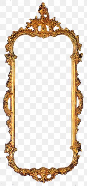 Mirror - Picture Frame Mirror Digital Photo Frame PNG