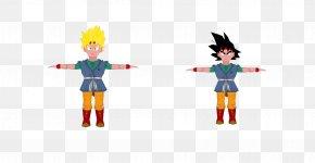Goku - Action & Toy Figures Cartoon Figurine Clip Art PNG