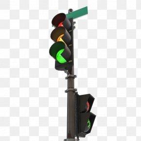 Traffic Light - Traffic Light 3D Modeling 3D Computer Graphics Pedestrian PNG