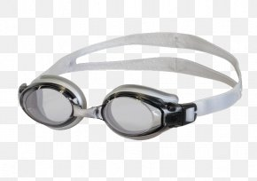 Swimming Goggles - Goggles Glasses Light Plavecké Brýle Eye PNG