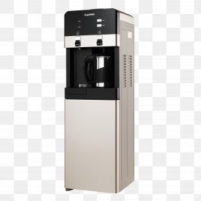 Angel Drinking Fountains Side View - Water Cooler Drinking Refrigeration PNG