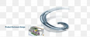 Product Box Design - Car Body Jewellery Silver PNG