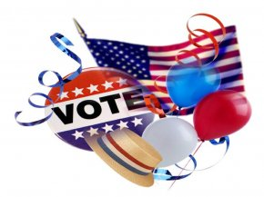 Happy Dance Graphic - United States Election Day (US) Voting Absentee Ballot PNG