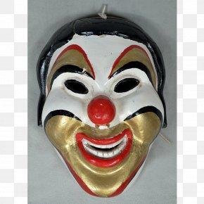Mask Clown - Mexican Mask-folk Art Masks Around The World Masks Of The World Veracruz PNG