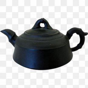 Teapot - Kettle Teapot Small Appliance Tableware Cobalt Blue PNG