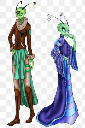 Badomen - Costume Design Homo Sapiens Legendary Creature PNG