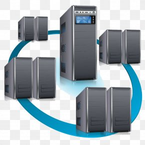 Mainframe Computer Collection - Internet Of Things Web Hosting Service Business Industry PNG