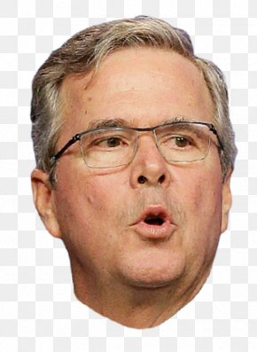 Donald Trump Face - Jeb Bush President Of The United States US Presidential Election 2016 Republican Party PNG