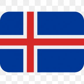 Flag - Flag Of Iceland National Flag Gallery Of Sovereign State Flags PNG