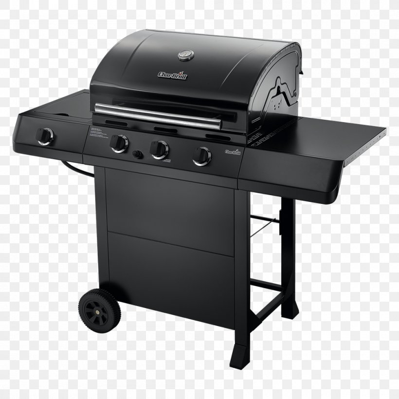 Barbecue Char-Broil 3 Burner Gas Grill Grilling Gas Burner, PNG, 1000x1000px, Barbecue, Barbecue Grill, Brenner, British Thermal Unit, Charbroil Download Free