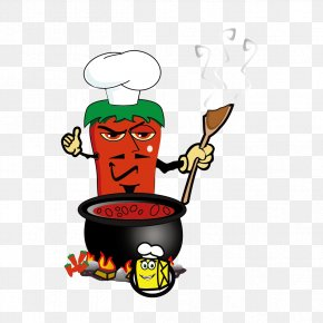 Creative People Pepper - Chili Con Carne Thai Cuisine Chili Pepper Cooking Hot And Sour Soup PNG