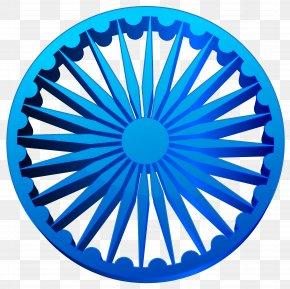 Ashoka Chakra India Transparent Clip Art Image - Ashoka Chakra Icon Computer File PNG