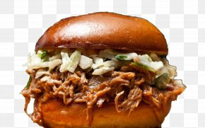 Barbecue - Pulled Pork Slider Barbecue Slow Cookers Spice Rub PNG