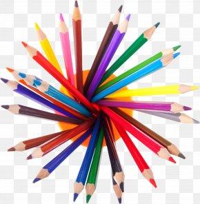 Crayons - Graphic Designer Logo PNG