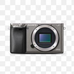 Camera - Mirrorless Interchangeable-lens Camera 索尼 APS-C Camera Lens PNG