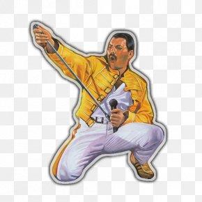 Freddie Mercury - Thumb Cartoon Human Behavior Character PNG