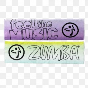 Towel Clothing Zumba Rectangle Font PNG