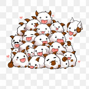 Poro Photos - League Of Legends Dota 2 T-shirt Riot Games PNG