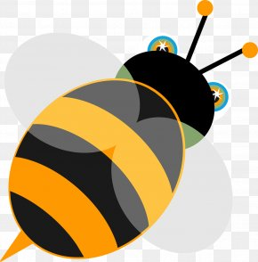 Bee - Bumblebee Insect Bee Pollen Honey Bee PNG