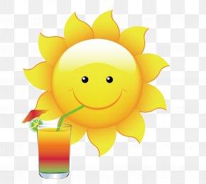 Summer Sun Design Vector Material - Cloud Stock Photography Cartoon Clip Art PNG