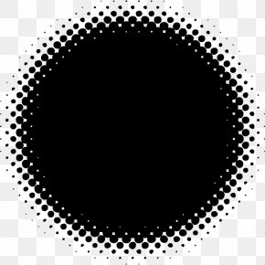 Halftone - Drawing PNG