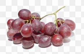 A Bunch Of Grapes - Grape Kyoho Wine Berry Auglis PNG