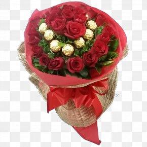 Ferrero Rocher - Garden Roses Floral Design Cut Flowers Flower Bouquet PNG