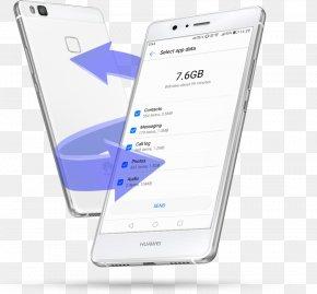 Clone Border - Huawei P9 Lite Telephone Smartphone Huawei GR3 PNG