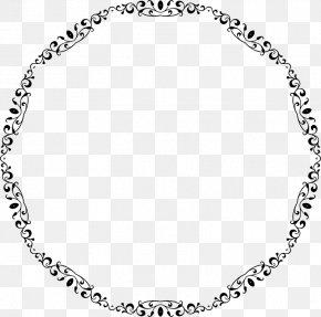 Elegant Frame - Dots Per Inch Clip Art PNG