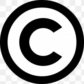 Copyright - Copyright Symbol All Rights Reserved Logo PNG