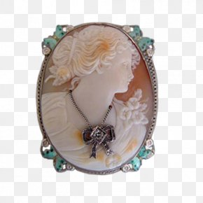 Jade Jewelry Material - Jewellery Cameo Brooch Estate Jewelry Jade PNG