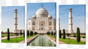 Taj Mahal - Taj Mahal Qutb Minar The Red Fort Wonders Of The World Jantar Mantar PNG