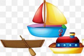 Boat Cartoon Vector Material - Boat Royalty-free Illustration PNG