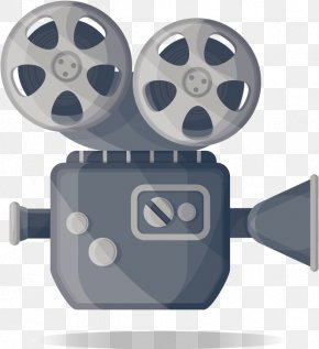 Vector Movie Camera - Movie Camera Film Video Camera PNG