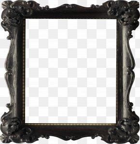 Black Frame - Picture Frame Paint Decorative Arts PNG